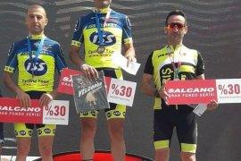 Karaman Bisiklet Takımı Madalyasız Dönmüyor