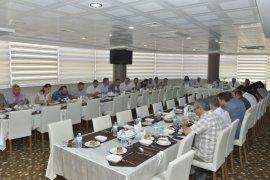 Rektör Akgül, kalite ve bilgi güvenliği sürecini değerlendirdi