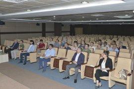 KMÜ'de iç teknik toplantısı