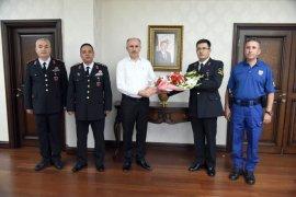 Karaman'da jandarma 179. yaşını kutluyor