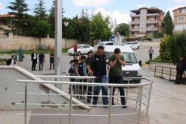 Karaman'da FETÖ'den 4 muvazzaf asker tutuklandı