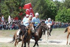 Karaman'da 19. Ayrancı Hıdrellez Şenlikleri yapıldı