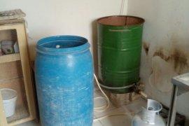 Karaman'da sahte alkol operasyonu