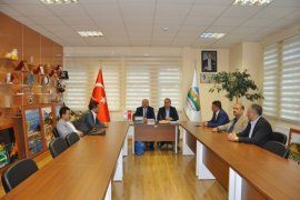 Sarıveliler'e iş ve ticaret geliştirme merkezi kurulacak