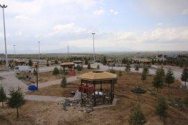 Karaman'da Türk Dünyası Kültür Parkı tamamlanıyor
