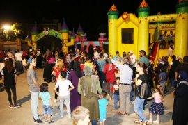Karaman'da çocuk şenliğine büyük ilgi
