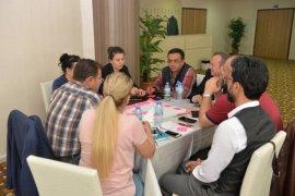 Karaman Teknopark Çalışmaları KMÜ'de Düzenledi