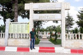 Şehit Oğuzhan Küçük için ailesi ölüm yıldönümünde mevlit okuttu