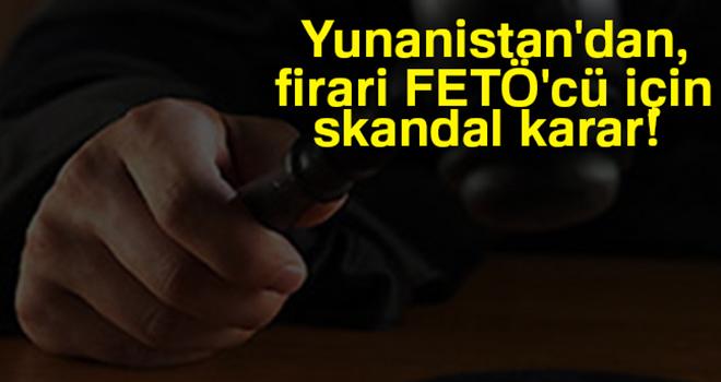 Yunanistan Danıştay Mahkemesi, 8 FETÖ'cüden birinin adli kontrol şartıyla serbest bırakılmasına karar verdi.