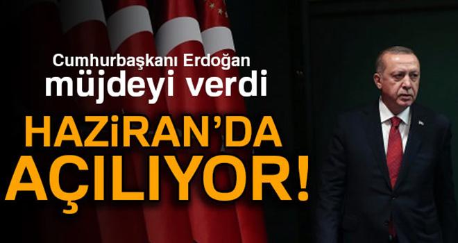 Cumhurbaşkanı Erdoğan'dan TANAP müjdesi! Seçim öncesi...