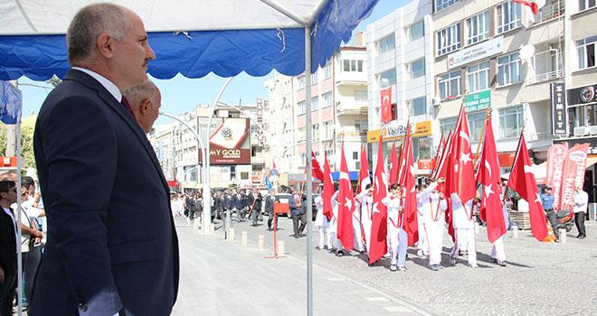 Karaman'da 30 Ağustos Zafer Bayramı kutlamaları