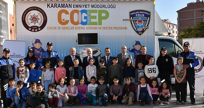 Karaman'da öğrenciler 15 Temmuz'da yaşananları 12D ile izleyecek