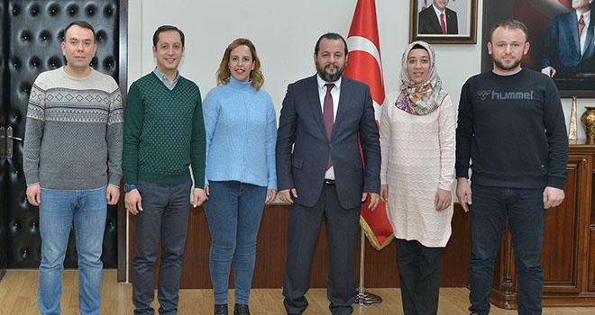 """Rektör Akgül: """"Basın demokrasimizin olmazsa olmazları arasındadır"""""""