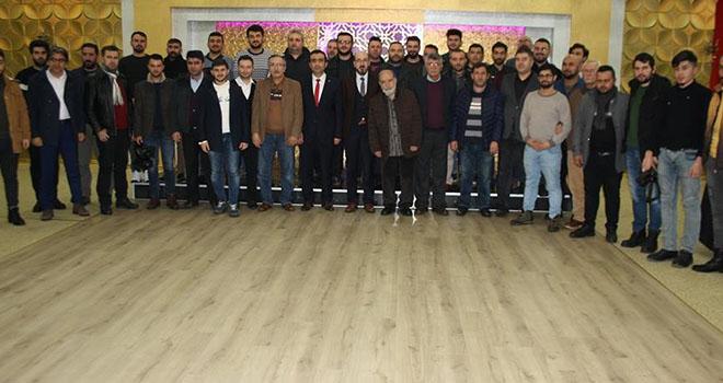 """MHP'li Başkan Adayı Kalaycı: """"Basınımızla sürekli istişare içerisinde olacağız"""""""