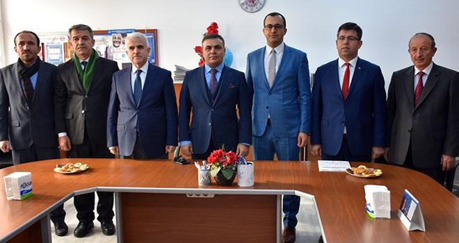 Karaman'da 14 okulun onarım işlerini hükümlüler yapacak