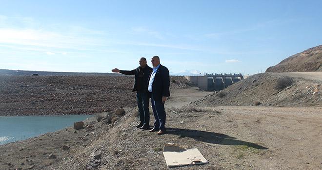 """Mehmet Bayram: """"Karaman için tarımda kapalı sulama sistemi çok önemli"""""""