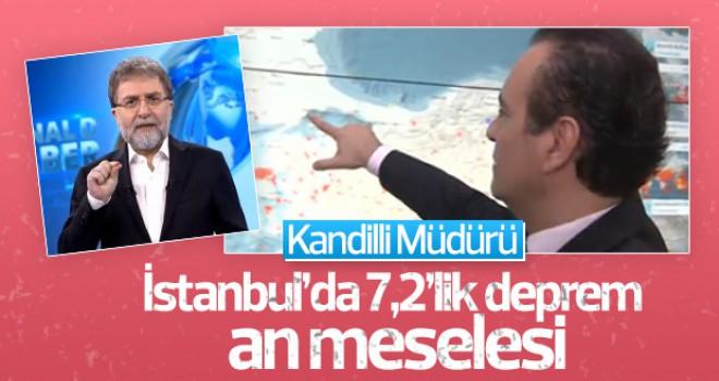Kandilli'den İstanbul için korkutan deprem uyarısı