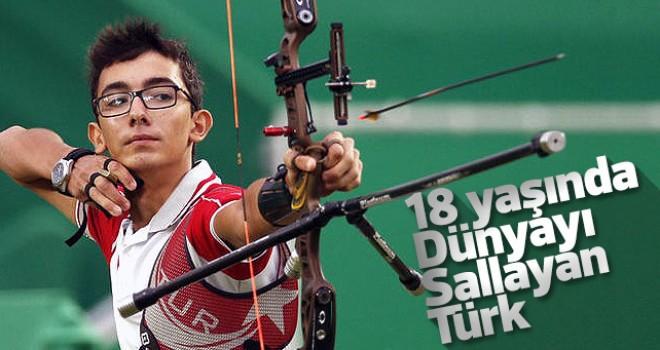 18 Yaşında Dünya yı sallayan Türk