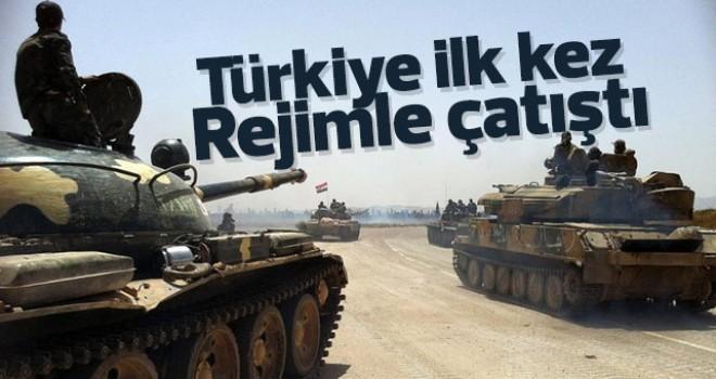 Türkiye ilk kez rejimle çatıştı