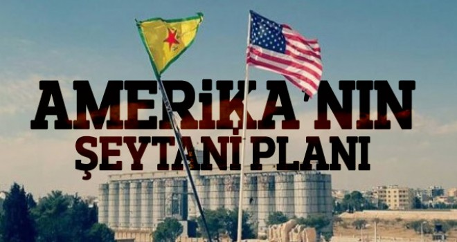 Amerika'nın şeytani planı