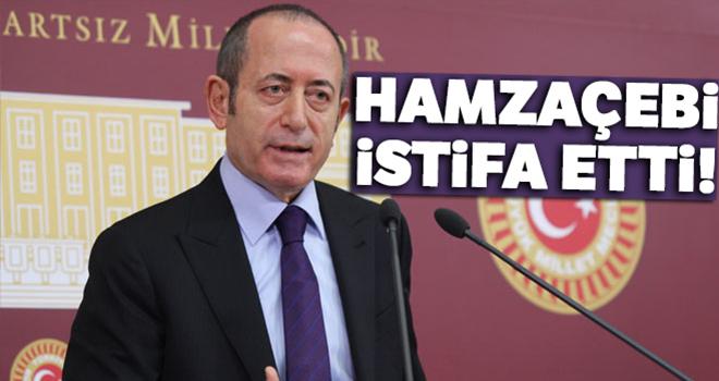 Mehmet Akif Hamzaçebi, CHP Genel Sekreterliği görevinden istifa etti