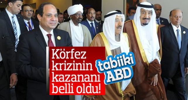 Ortadoğu krizinin 'kazananı' belli oldu!