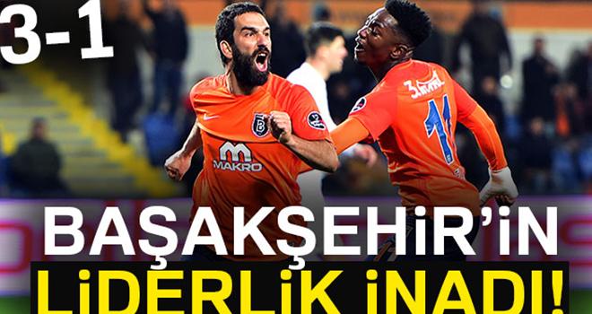 Başakşehir 3-1 Kayserispor