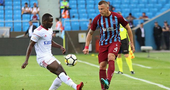 Trabzonspor 3-0 Karabükspor Maçı