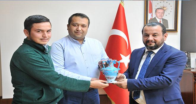 """Rektör Akgül: """"Projeye destek bizi gururlandırdı"""""""