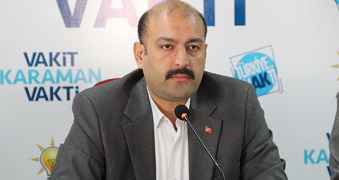 Karaman AK Parti'de adaylık başvuruları başladı