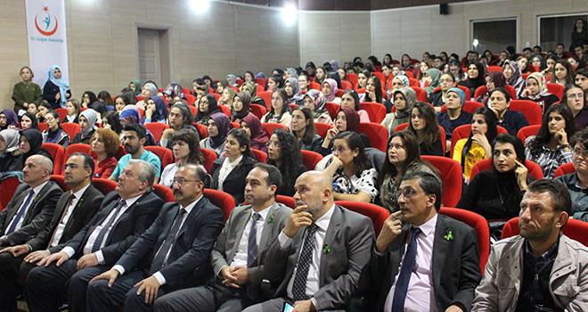 Karaman'da Organ Bağışı Haftası etkinliği
