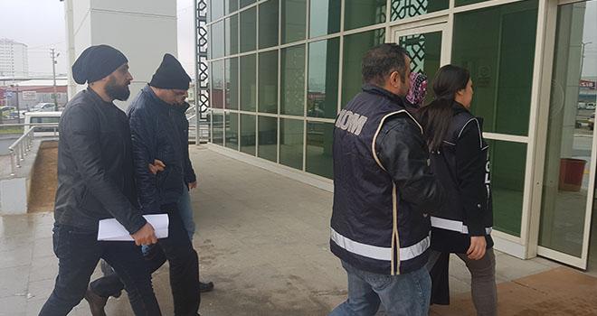 Karaman'da ByLock'tan aranan çift tutuklandı