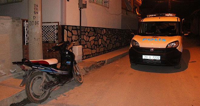 Çalıntı elektrikli bisiklet terk edilmiş halde bulundu
