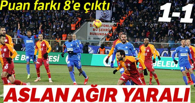 Erzurumspor Galatasaray Kaç Kaç Bitti?