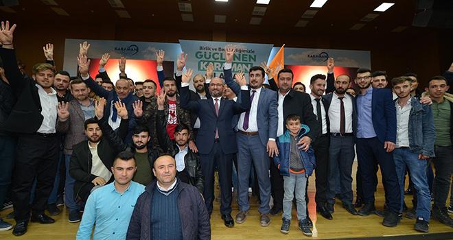 Mahmut Sami Şahin'le