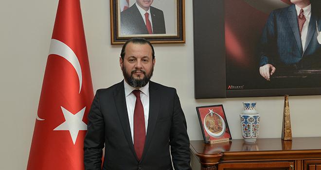 """Rektör Akgül: """"İstiklal Marşımız çetin ve haklı bir mücadelenin sembolü olarak milletimize mal olmuştur"""""""