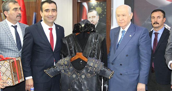 """Bahçeli: """"ABD'nin F-35 projesinden Türkiye'yi çıkarma hatası Allah'ın izniyle yeni bir başlangıca da vesile olabilecektir"""""""