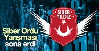 BTK Siber Ordu Yarışması sona erdi